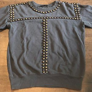 Isabel Marant Studded Sweatshirt